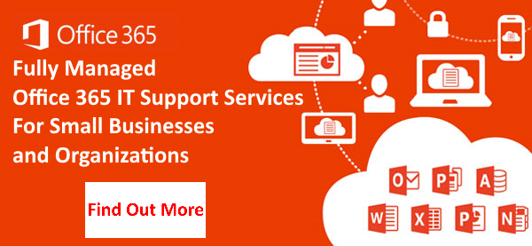Image depecting Office 365 IT Support Services