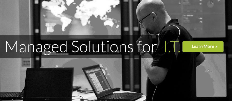 Managed Solutions For IT: Your Business needs more than an IT Guy - DCS is a complete IT Department