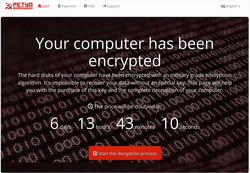 Petya Ransomware Encrypts Your Entire Hard Drive