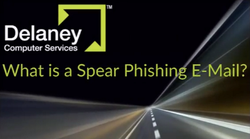 Watch this quick spear phishing email video