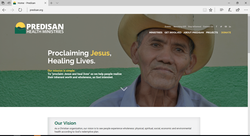 Deluge Interactive New Jersey Website Design Launches new website for Predisan Health Ministries