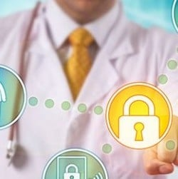 your IT company should help you secure patient data
